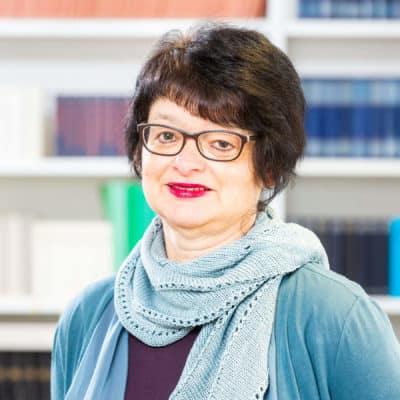 Portrait Carola Heuser
