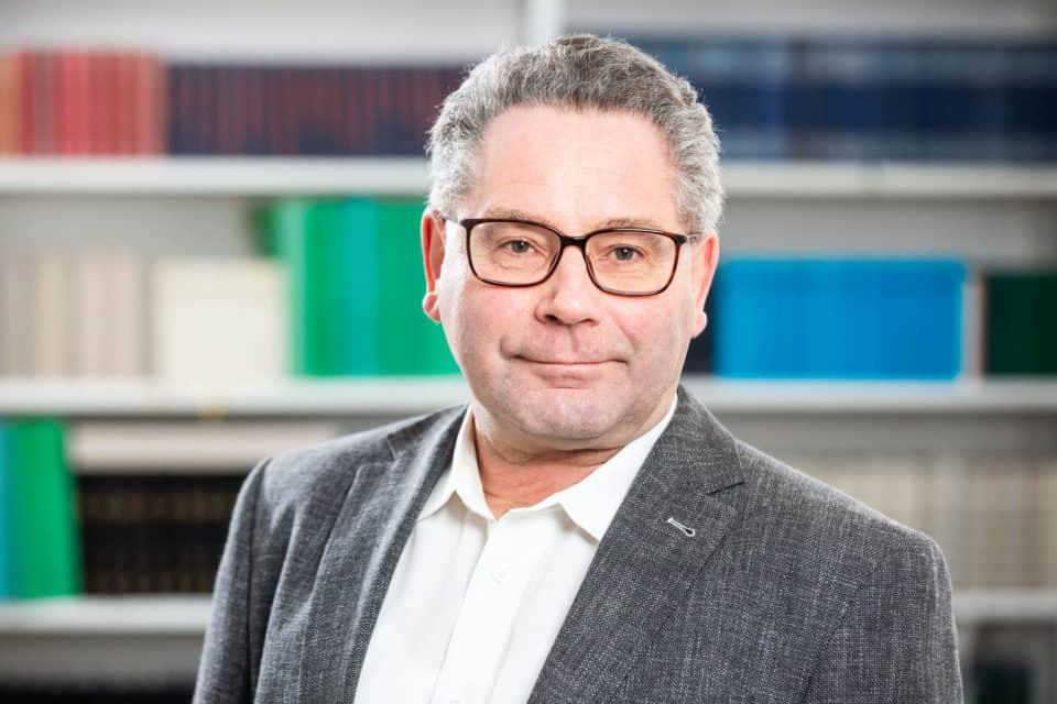 Prof. Dr. Friedrich Jaeger