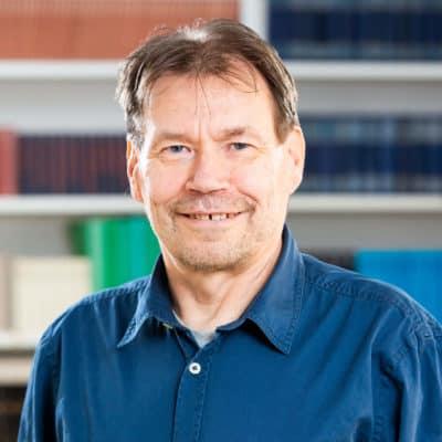 Portrait Dr. Gerd Möll
