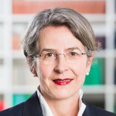 Portrait Prof. Dr. Julika Griem
