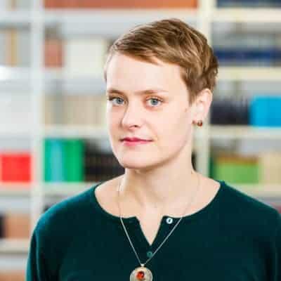 Portrait Hanna Engelmeier