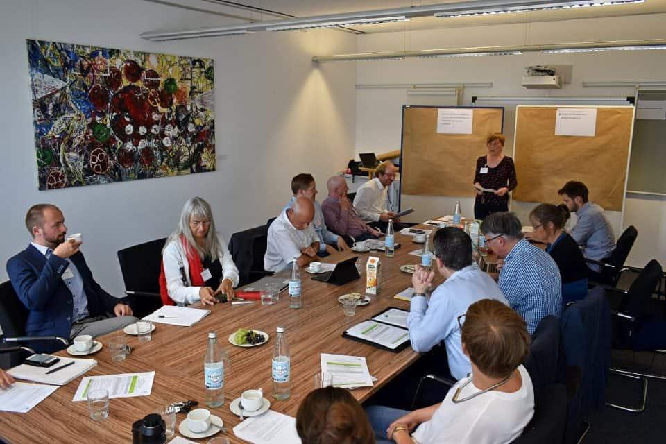 Workshop zum EnerDigit-Projekt: Energiewende durch Digitalisierung in der Industrie unterstützen