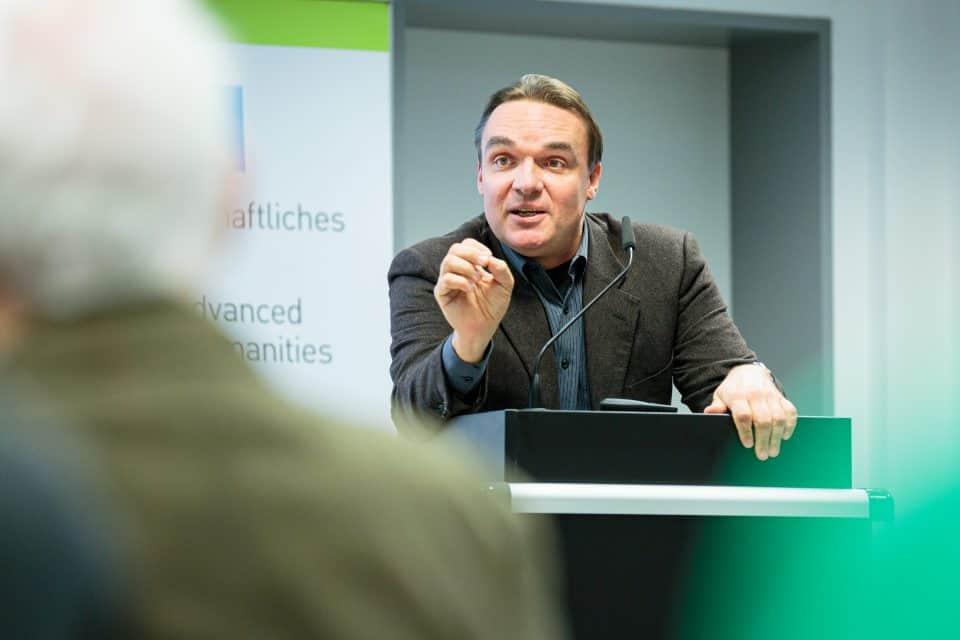 """Auftakt """"Das große Ganze"""": Dominic Sachsenmaier spricht am KWI über China und globale Zusammenhänge"""