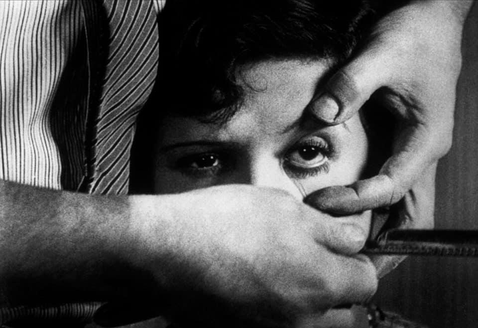 Bildinformationen: Simeone Mareuil Film: An Andalusian Dog; Un Chien Andalou (KURZFILM) Un Chien Andalou, Fr 1929, Alt. Credit: imago images / Mary Evans