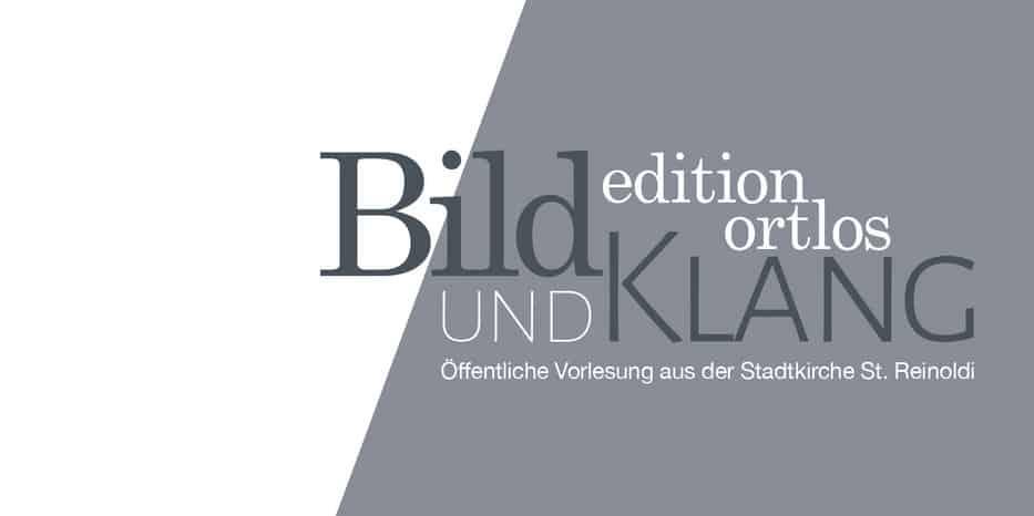 """Vorlesung """"Bild und Klang"""" diesen Winter als """"edition ortlos"""" im Netz"""