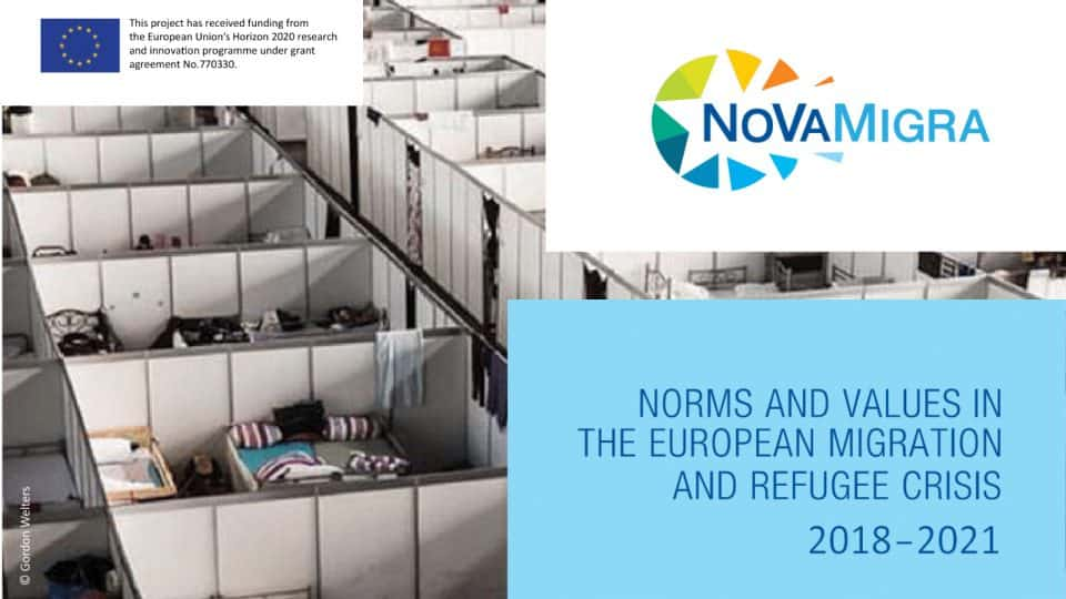 Conclusion of NoVaMigra project: Final Academic Conference and Final Report