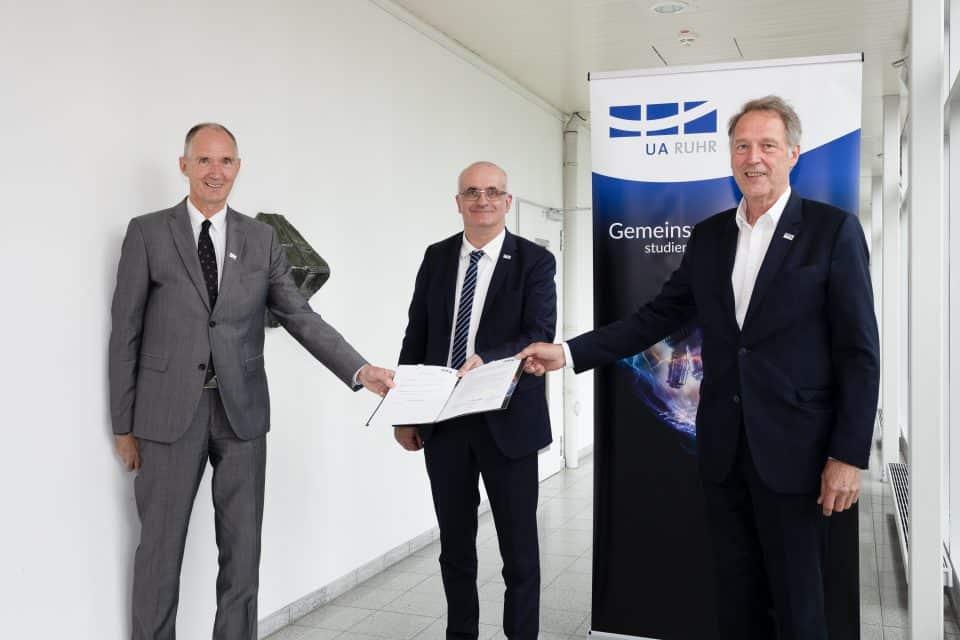 Startschuss für die Research Alliance Ruhr