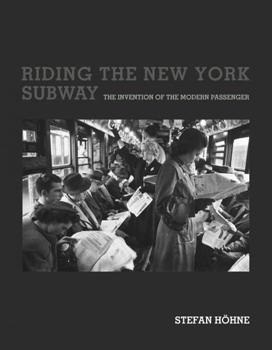 """KWI on Tour: Stefan Höhne Presents """"Riding the New York Subway: The Invention of the Modern Passenger"""""""