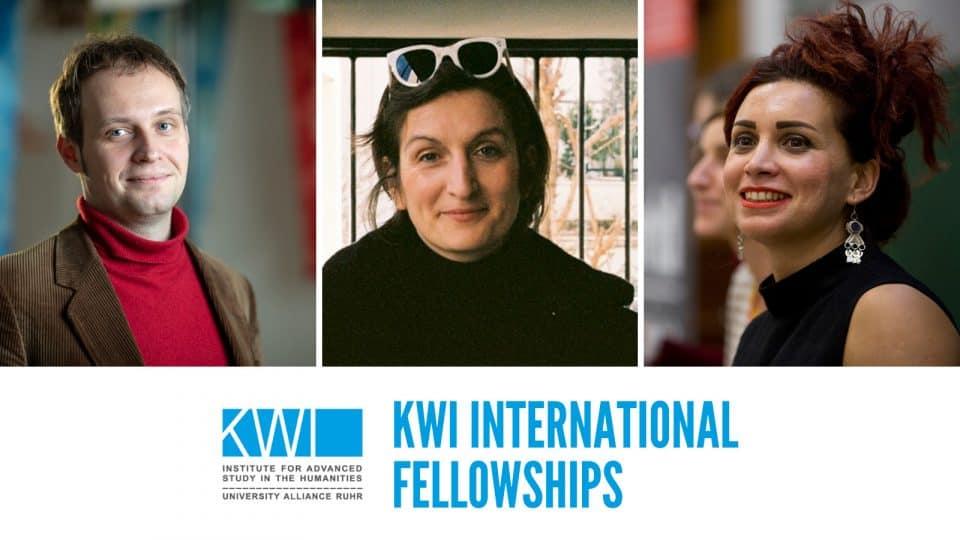 KWI welcomes new cohort of international fellows