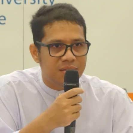 Dr. Nyi Nyi Kyaw
