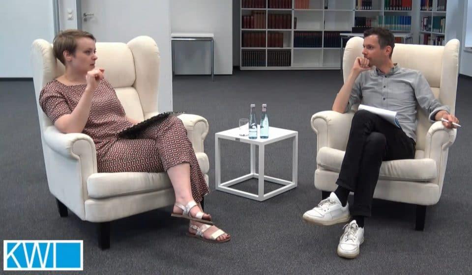 Und jetzt ich – Hanna Engelmeier und Danilo Scholz über Gelehrten(auto)biographien